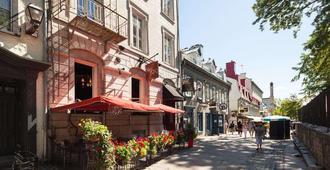 Auberge Place d'Armes - Quebec - Edifício