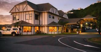 Capital Gateway Motor Inn - Wellington - Building