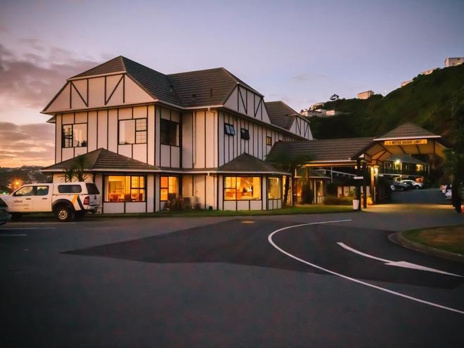 Capital Gateway Motor Inn - Wellington - Building