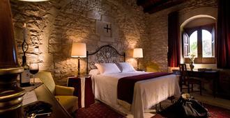 Hotel Eremo della Giubiliana - רגוזה - חדר שינה
