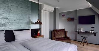 Staytion - Mannheim - Bedroom