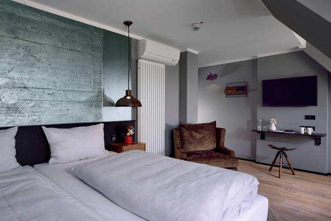 Staytion - Mannheim - Phòng ngủ