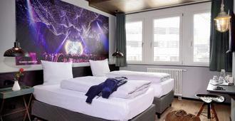 Staytion - מנהיים - חדר שינה