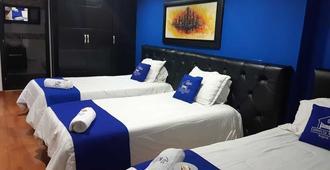 Hotel Connecta Airport Bogota - Bogotá - Bedroom