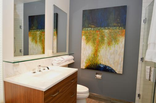 Independence Square Lodge By Frias - Aspen - Bathroom