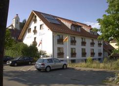 Hotel Blume - Freiburg im Breisgau - Gebäude