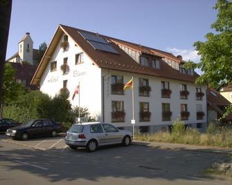 Hotel Blume - Friburgo in Brisgovia - Edificio