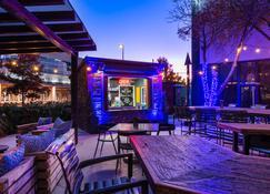 Sheraton Oklahoma City Downtown Hotel - Oklahoma City - Restaurante