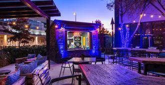 Sheraton Oklahoma City Downtown Hotel - אוקלהומה סיטי - מסעדה