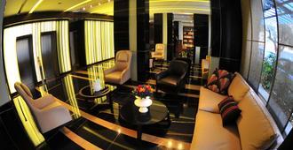 Lancaster Hotel Raouche - ביירות - טרקלין
