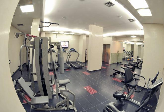 Lancaster Hotel Raouche - Beirut - Gym