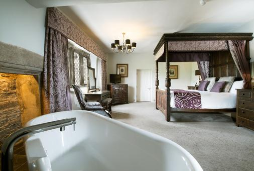 Boringdon Hall Hotel And Spa - Plymouth - Bedroom