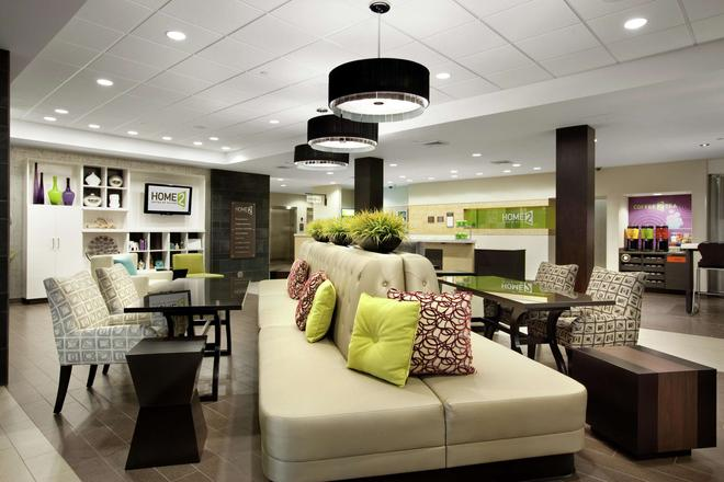 Home2 Suites by Hilton Salt Lake City / West Valley City, UT - West Valley City - Lounge