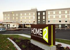 Home2 Suites by Hilton Salt Lake City / West Valley City, UT - West Valley City - Rakennus