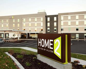 Home2 Suites by Hilton Salt Lake City / West Valley City, UT - West Valley City - Edificio