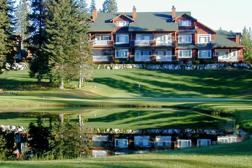 Kahler Glen Golf & Ski Resort - Leavenworth - Outdoors view