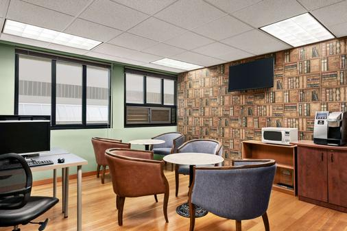 Days Inn by Wyndham Vancouver Downtown - Vancouver - Business centre