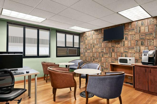 Days Inn by Wyndham Vancouver Downtown - Vancouver - Business center