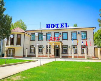 Art Samarqand - Samarqand - Gebäude
