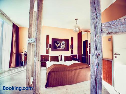 Hotel Berial - Düsseldorf - Bedroom