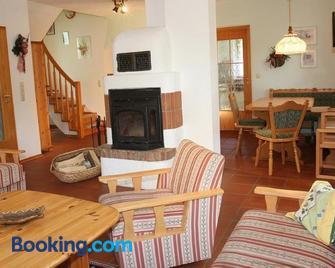 Ferienhäuser In Der Waldperle - Bischofsmais - Living room