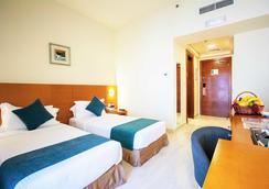 Bin Majid Acacia Hotel And Apartments - Ras Al Khaimah - Κρεβατοκάμαρα