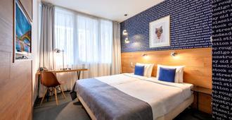 Roombach Hotel Budapest Center - Budapest - Camera da letto