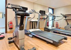 Shada Suites- Salama - Jeddah - Gym