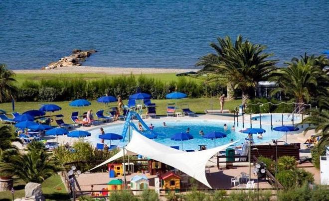 Hotel Airone del Parco e delle Terme - Portoferraio - Pool