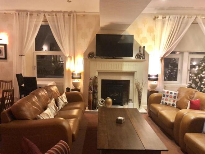 The Arrandale Hotel - Ayr - Living room