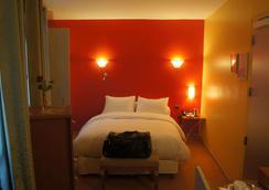Hotel Danemark - Paris - Phòng ngủ