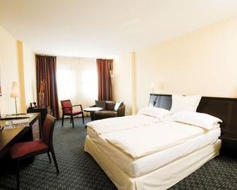 Hostellerie du Chambellan - Faulquemont - Спальня