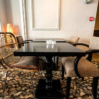 Hotel Les Pilotes - Saint-Valéry-sur-Somme - Dining room