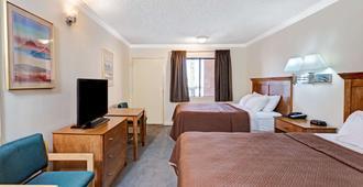 Travelodge by Wyndham Pasadena Central - Pasadena - Bedroom