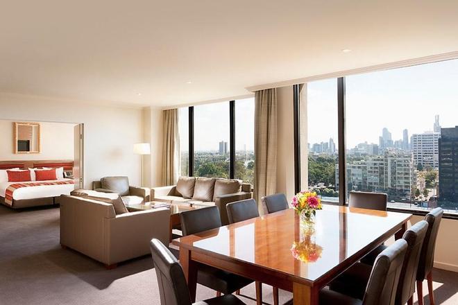 View Melbourne (Melbourne Parkview Hotel) - Melbourne - Dining room