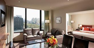View Melbourne - Melbourne - Living room