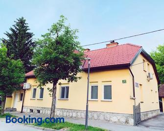 Lina Rooms - Ljubljana - Building