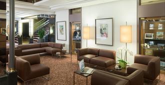 Lindner Congress Hotel - דיסלדורף - לובי