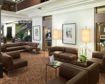 Lindner Congress Hotel - Düsseldorf - Reception