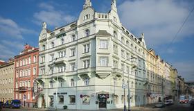 Hotel Union - Praga - Edificio