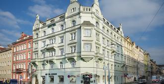 هوتل يونيون - براغ - مبنى