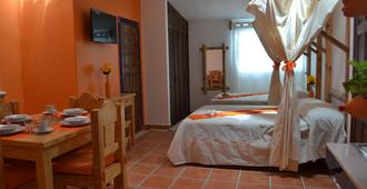 Mexicasa Cancun Hotel Boutique - Cancún - Bedroom