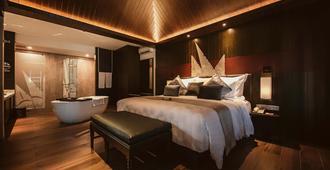 The Vira Bali Boutique Hotel & Suite - Kuta - Makuuhuone