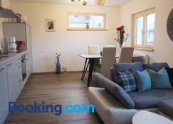 Apartment Silbertal - Ferienwohnung - Silbertal - Sala de estar