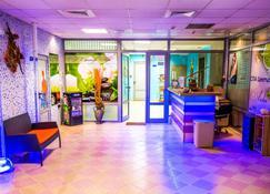 Aqua Hotel Burgas - Burgas - Rezeption