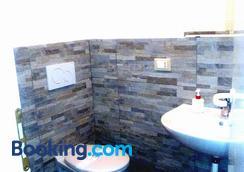 Hotel Galles - Rimini - Bathroom