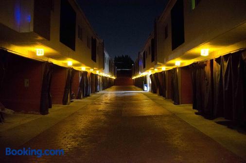 Motel Encuentro - Tijuana - Outdoors view