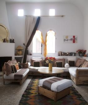 Dar Liouba - Essaouira - Σαλόνι