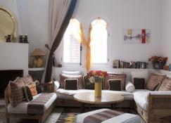 Dar Liouba - Essaouira - Wohnzimmer