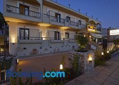 Sokratis Hotel - Nea Moudania - Bygning
